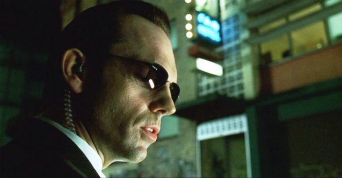 Agent Smith The Matrix 4