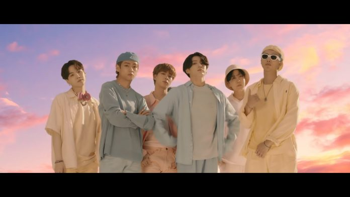 BTS Music Video Review Dynamite